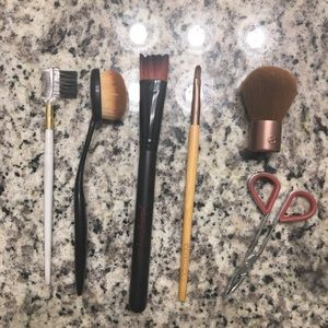Other - Unused makeup brushes